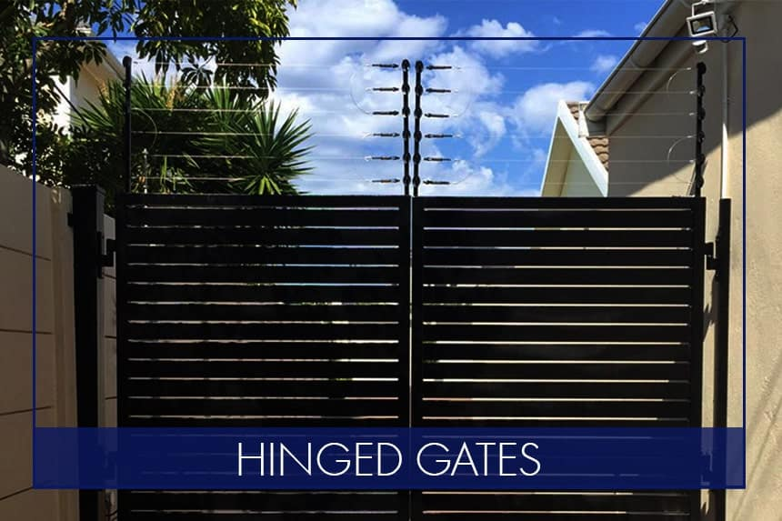 Driveway Gates & Panels2