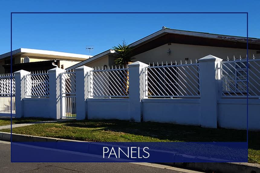 Driveway Gates & Panels5