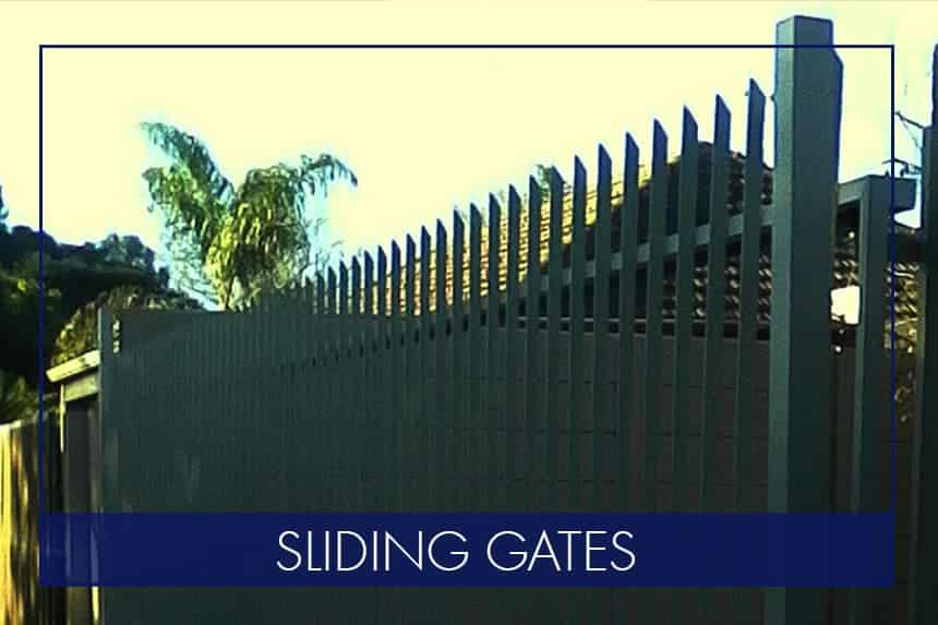 Driveway Gates & Panels